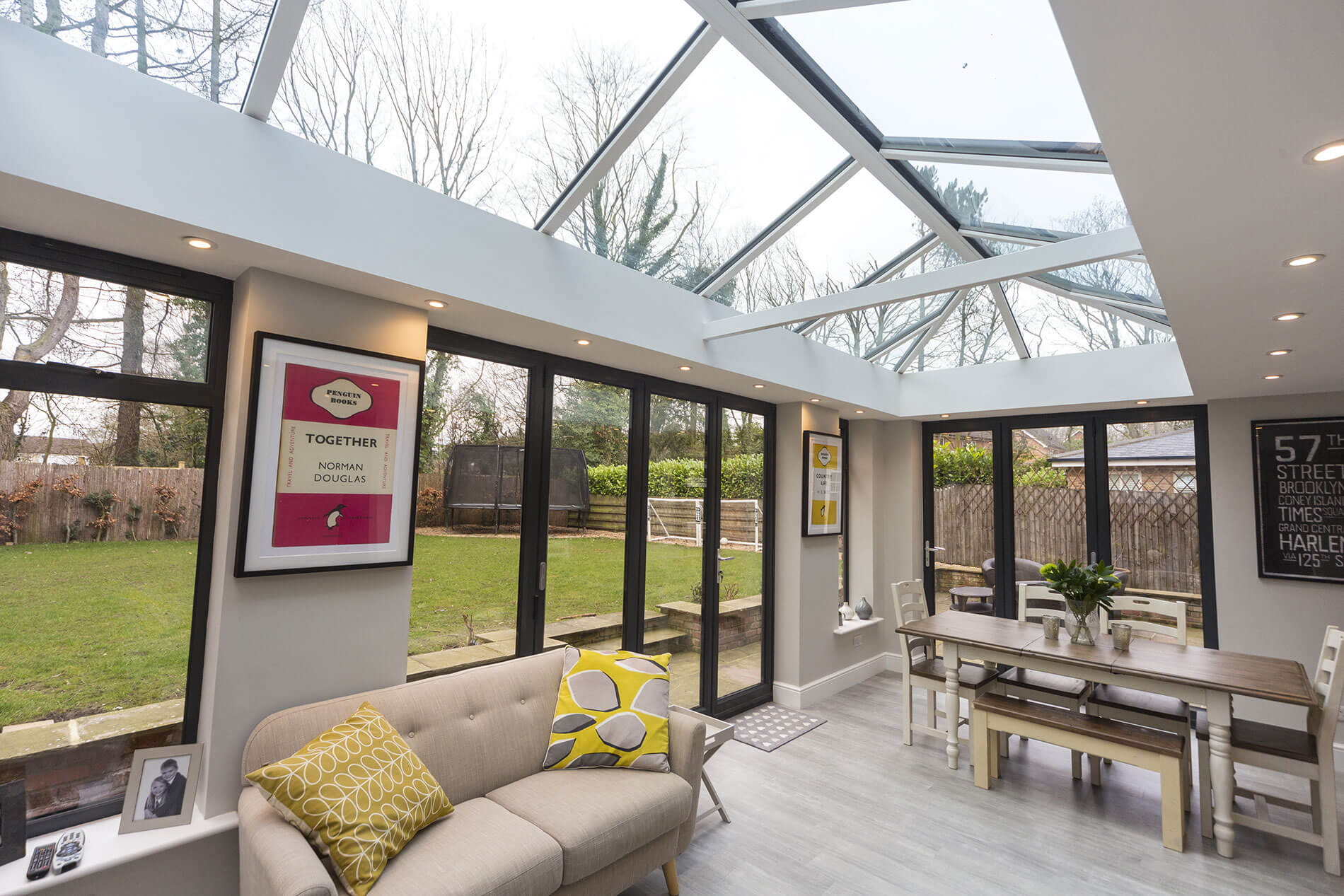 Conservatory Roofing Edgware