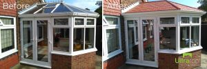 Tiled Conservatory Roof Edgware