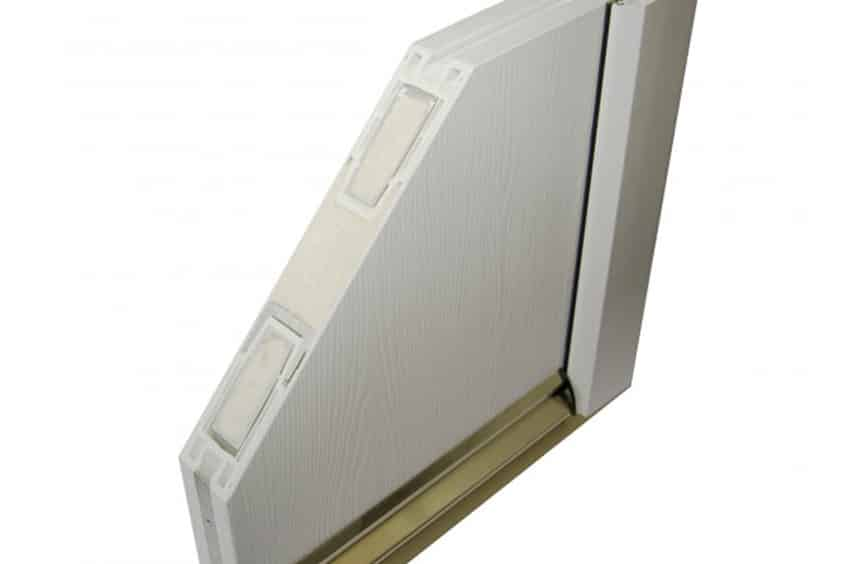 Composite Doors Cross Section