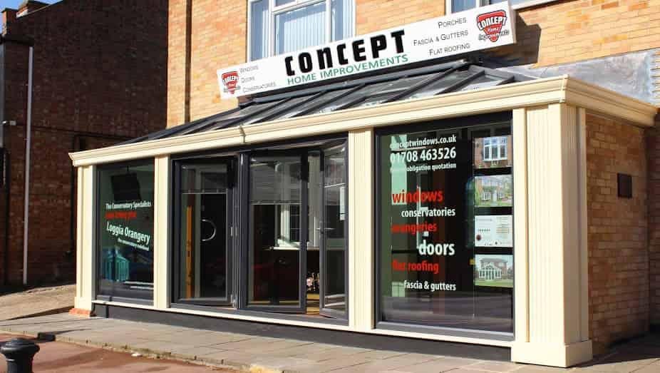 concept shop front