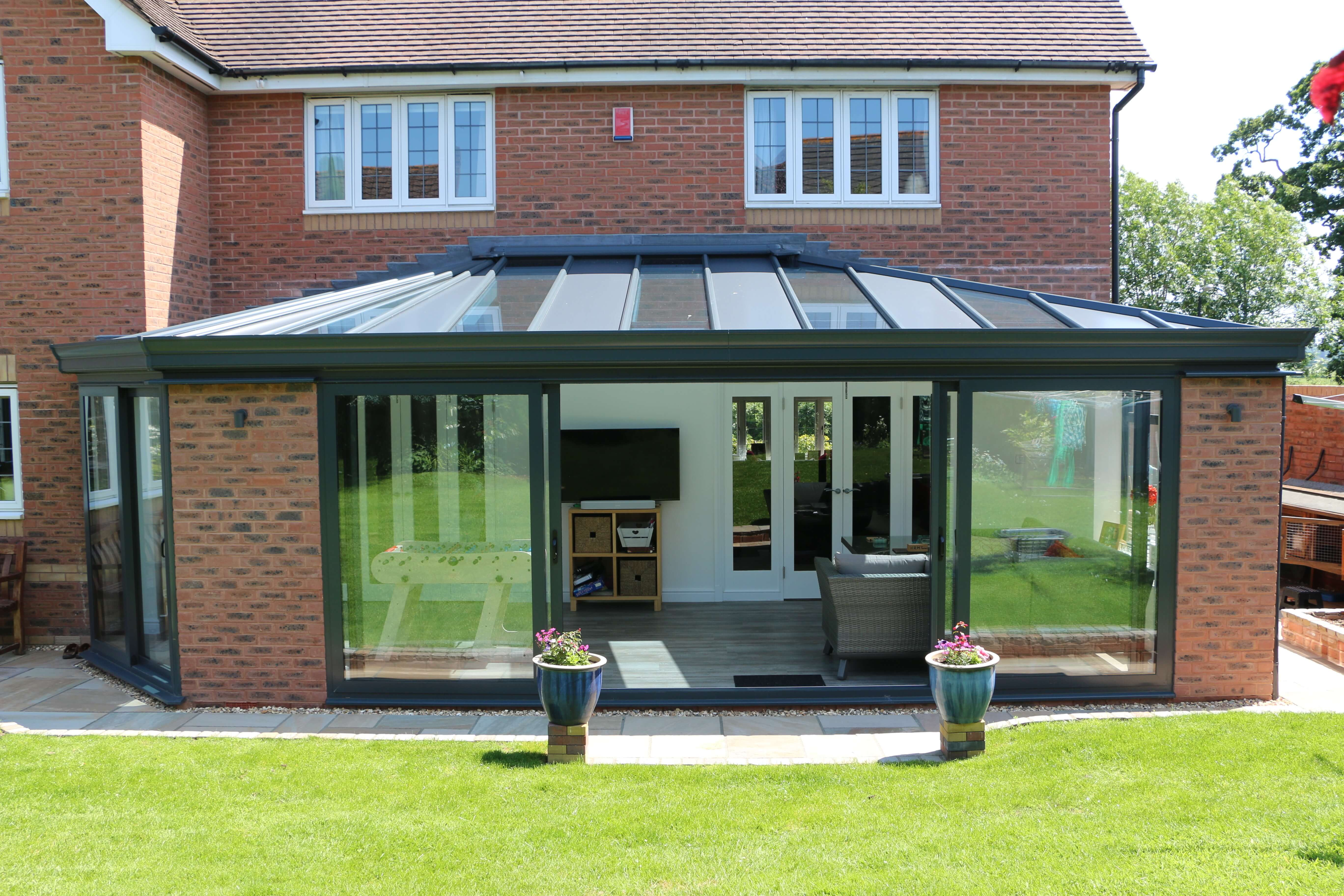 Conservatory Roof Cost Edgware