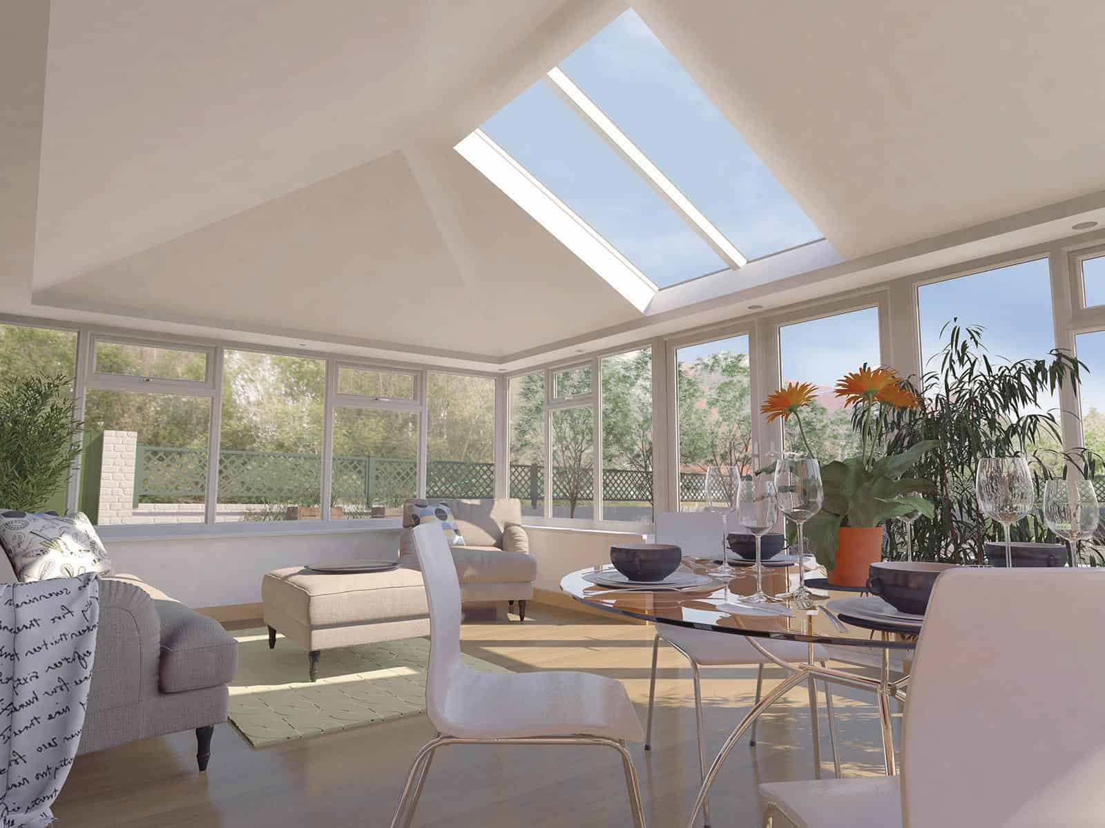 Conservatory Roofs Edgware