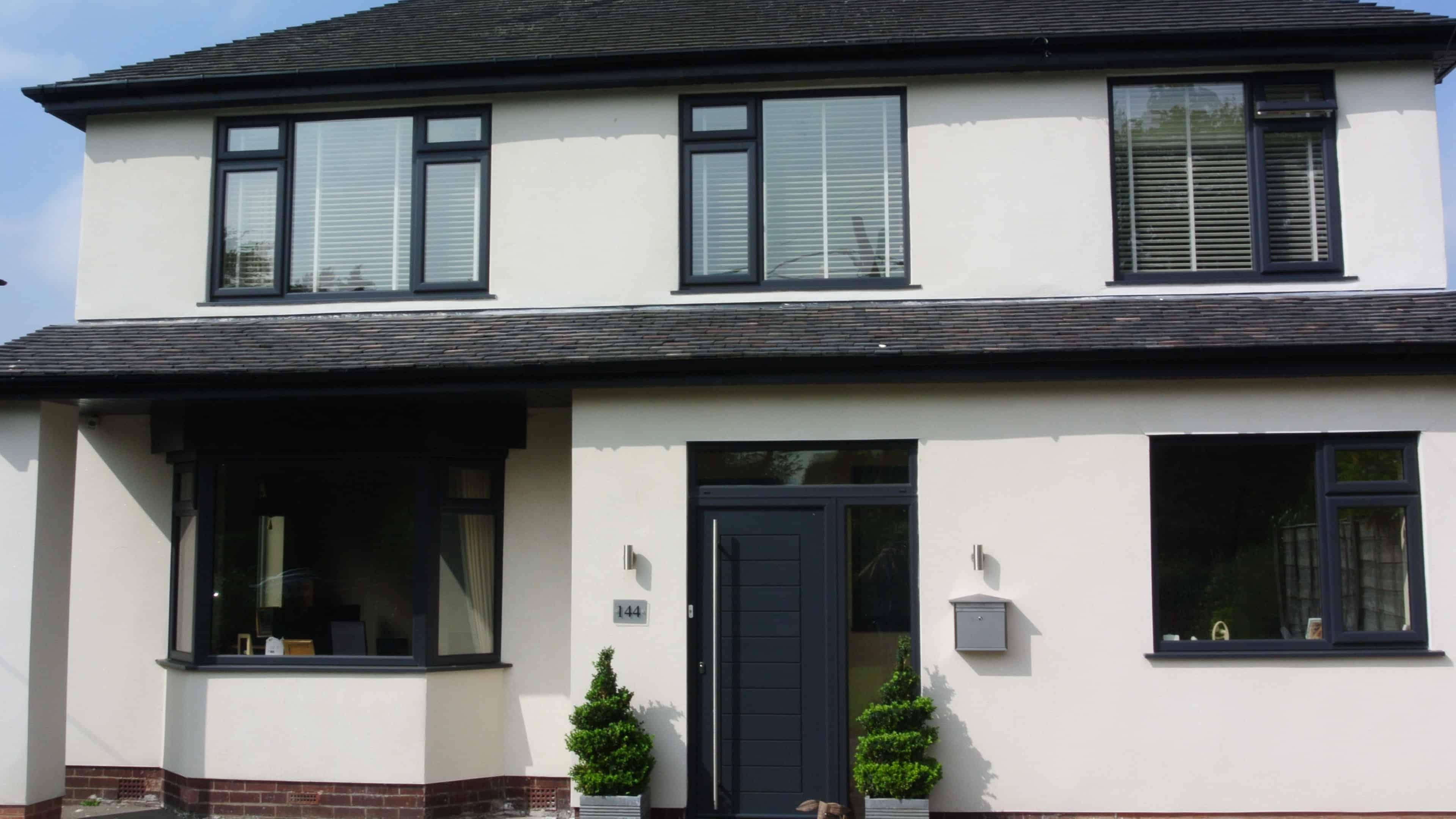 Anthracite Grey Windows & Door